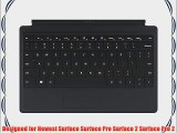 New Thin Microsoft Power Cover Type Cover Mechanical keyboard for Surface RT Surface 2 Surface