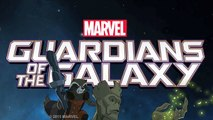 Marvel's Guardians of the Galaxy Disney XD cartoon debuts it's new all-star voice cast!