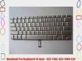 MacBook Pro Keyboard 15 inch - 922-7183 922-7908 224