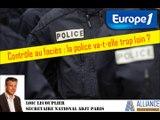 Contrôle au faciès : la police va-t-elle trop loin ?