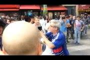 Grève des taxis : vive altercation à Paris (gare du Nord)
