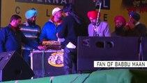 KABOOTARI BABBU MAAN LIVE 2015 || FAN OF BABBU MAAN