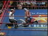 CMLL - Místico vs. Averno, 2005/01/30 [NWA Middleweight] [1/2]