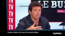 "Patrick Bruel, grand fan de Louane Emera : ""J'ai beaucoup d'affection pour elle"""