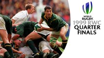 Australia and SA win classic Rugby World Cup quarter-finals
