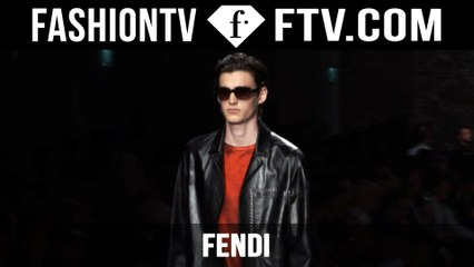 Fendi Show Spring/Summer 2016 | Milan Collections: Men | FashionTV