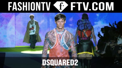 Dsquared2 Show Spring/Summer 2016 | Milan Collections: Men | FashionTV