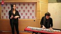 "Marina Kaye en live dans Le Lab Virgin Radio "" Stay"" Rihanna Cover"