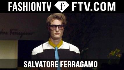 Salvatore Ferragamo Show Spring/Summer 2016 | Milan Collections: Men | FashionTV