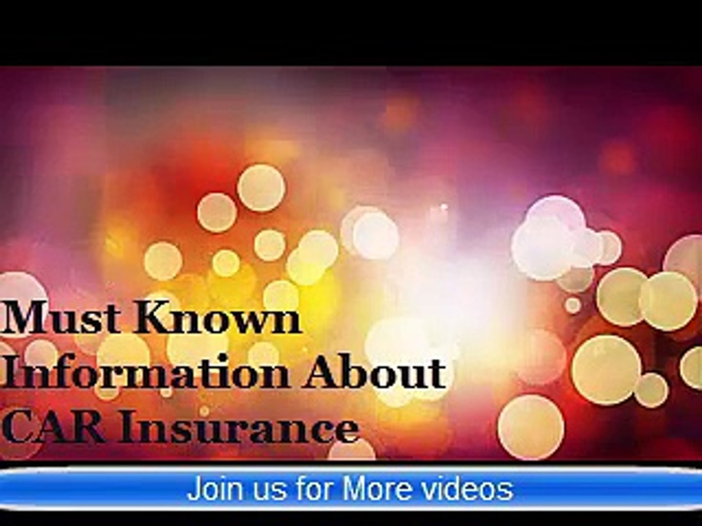Best Known Things for Car Insurance in 2016 -Best Auto Insurance with Cheap insurance companies