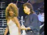 Tina Turner Addicted To Love - Different video shots