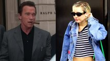 Arnold Schwarzenegger Says Miley Cyrus is a 'Fantastic Person'
