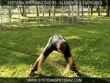 Systema Spetsnaz DVD #3 - Elements & Exercises - Russian Martial Art