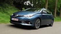 2015 Toyota Auris and Auris Touring Sports Dynamic