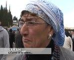 Sarah, la peine et la colère après le massacre d'Itamar