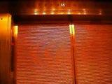 Pittsburgh: MY FIRST SCHINDLER PORT! Schindler-Haughton Traction Elevator in the Westin