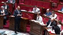 H. Désir répond à une QAG d'Alain Moyne-Bressand sur les négociations sur le TTIP / PCT