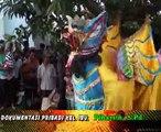 Atraksi Burok RAHWANA @ Seni Burok PRIA PUJANGGA karang Tengah Losari Clip. Aulia Productions