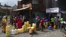 Affordable water vending machines set up around Nairobi