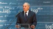 Valsts prezidents sveic Latvijas vērtīgāko uzņēmumu TOP 101 laureātus 15/10/2014
