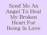 Angel - Amanda Perez With Lyrics