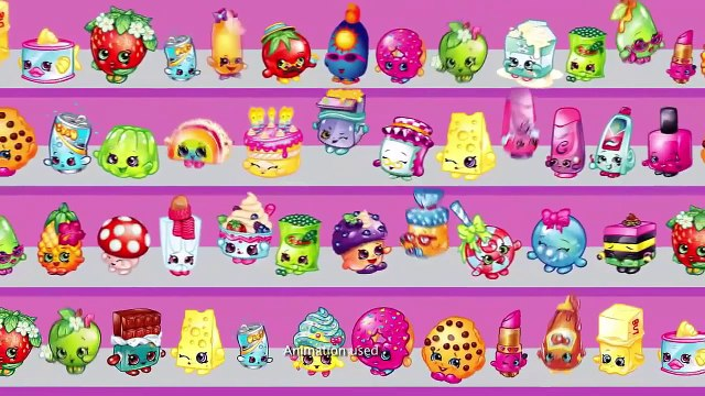 ABC Song | Twinkle Twinkle Little Star and More Nursery Rhymes | shopkins