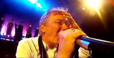 Den hvide dværg. Lars Lilholt Band med Copenhagen Drummers. Sommeren 2011.
