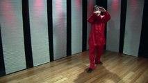Northern Style Kung Fu Combos : Northern Style Kung Fu Combo: Jump Inside Crescent Kick, Jump Toe Kick & Tornado Kick