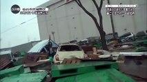تصوير من قلب فيضان تسونامي اليابان Tsunami in japan11/03/2011