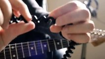 Guitar Lesson Fast Lick in Stevie Ray Vaughan / Hendrix Style by Jesse Davey