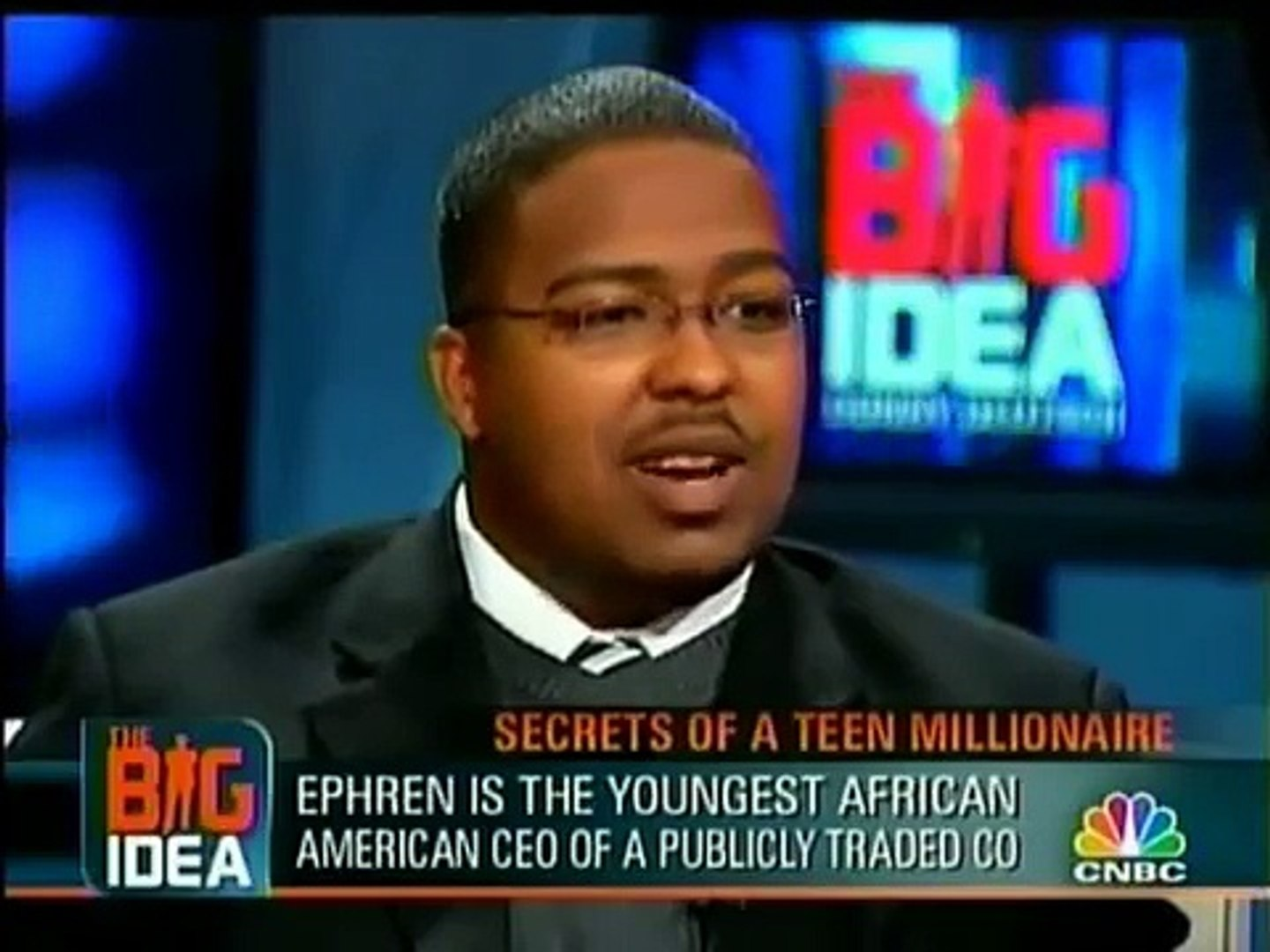 Youngest African American CEO In History! - Ephren Taylor