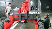 Manitou TMT - Making Of #1