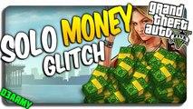 GTA 5 SOLO MONEY GLITCH! Patch 1.25/1.27 (GTA 5 MONEY 1.27) (GTA 5 glitches)