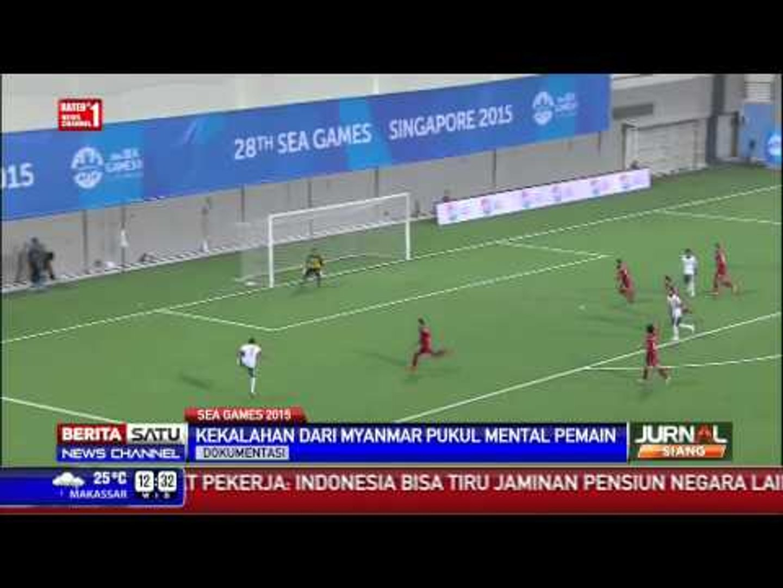 Timnas U-23 Selalu Sukses Kalahkan Kamboja