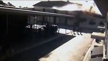 Explosion at Santa Ana Valley High School