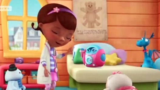 Doc Mcstuffins Deutsch