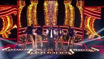 Marcus Collins is a tempting Temptation - The X Factor 2011 Live Semi-Final (Full Version)