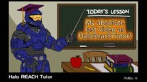 Halo Reach Multiplayer Gameplay Commentary Asylum Perfection