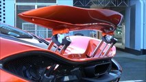 McLaren P1 RIDE c/o McLaren Manchester] TUNNEL FLYBYS