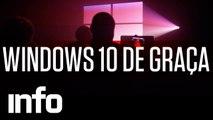 SemanaTech: Microsoft explica como conseguir o Windows 10 grátis