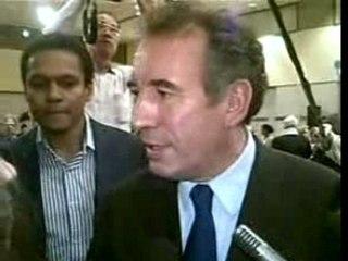 François Bayrou, un débat sur le net