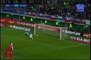 Copa América 2015 - Bolivia 1 - 3 Perú (Cuartos de Final)