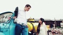 Взрывная Свадьба Стиляг Ивана и Ольги (Crazy Wedding)