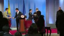 Premiê francês visita Colômbia em apoio a processo de paz