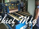 Pallet Chief Deck-Mat Nailer for Block Pallets / Euro Pallets