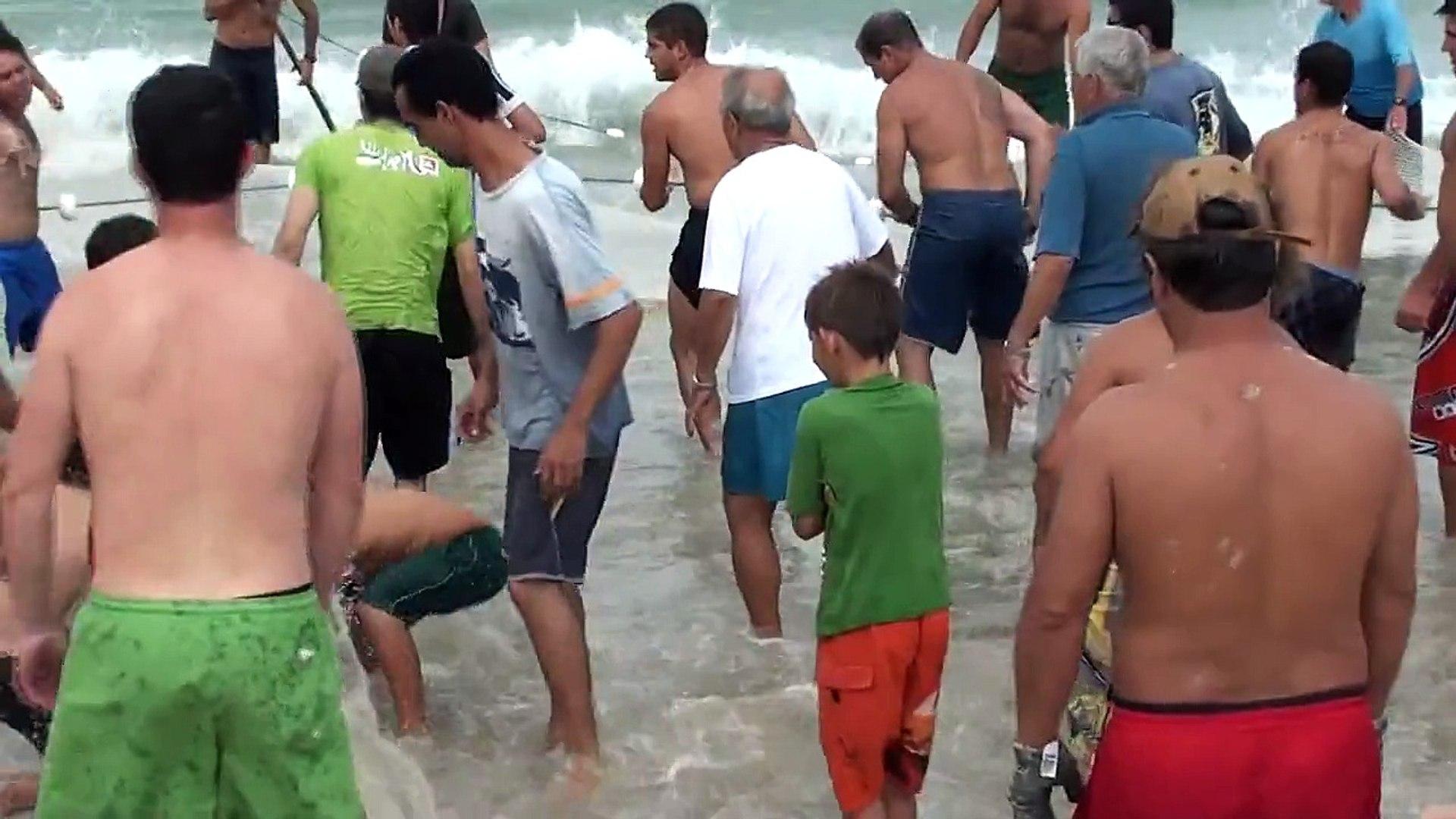 tainhanarede.com.br / Pesca da tainha Pântano do Sul