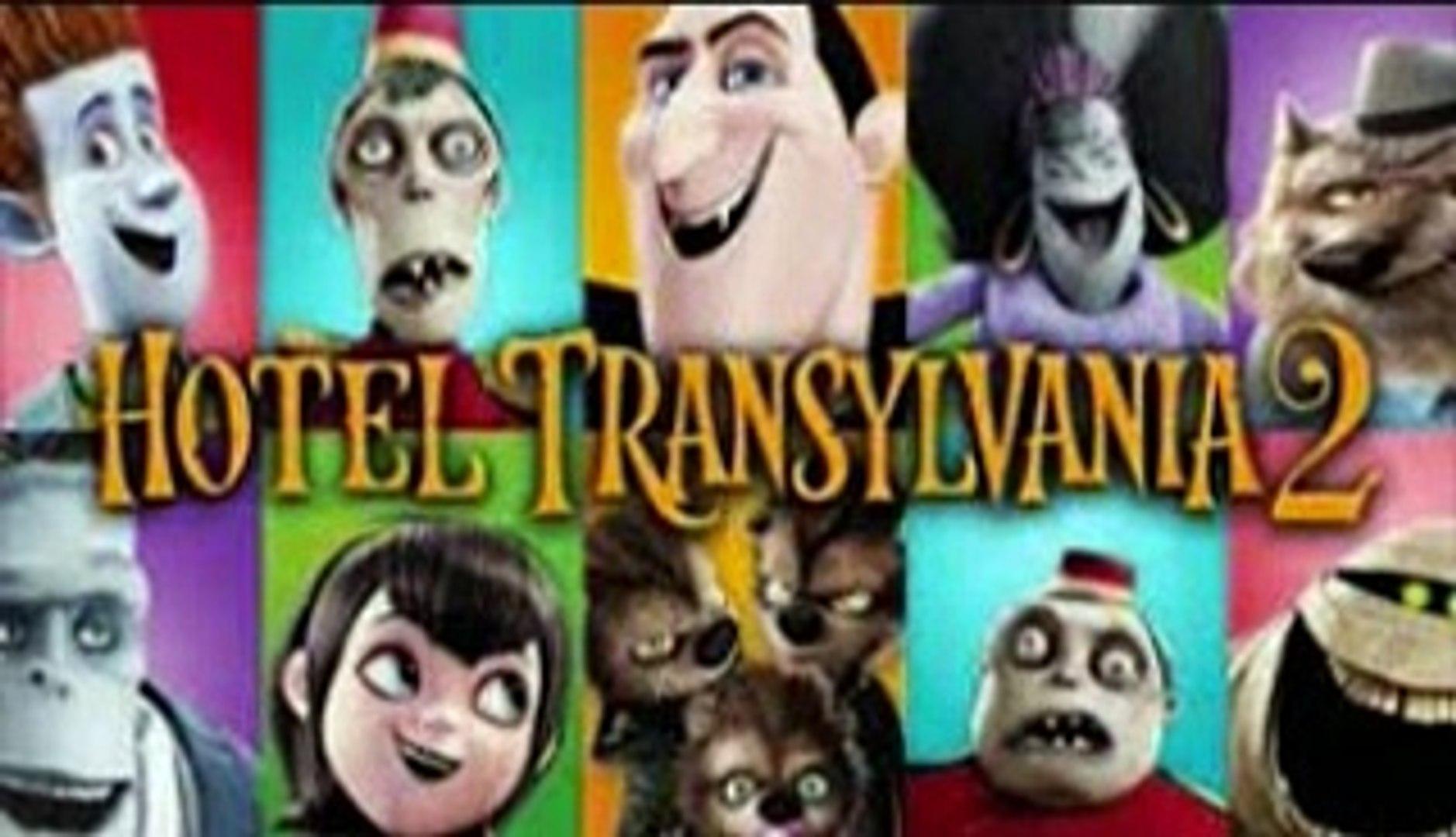 Hotel Transylvania 2 2015 Video Dailymotion