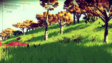 Five minutes of No Man s Sky gameplay  de No Man's Sky