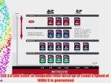 Transcend 64 GB Class 10 SDXC Flash Memory Card (TS64GSDXC10)
