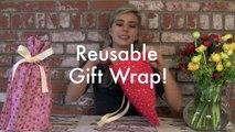 Reusable Gift Wrap!